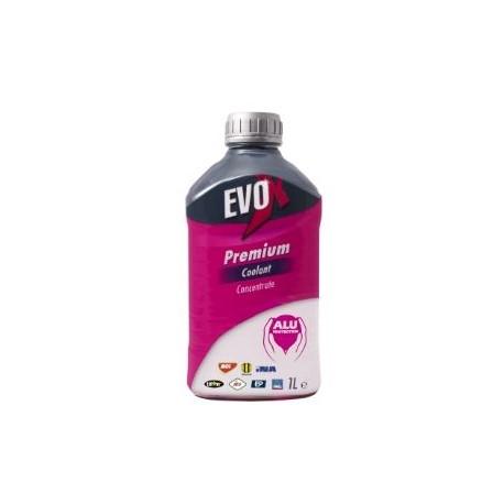 EVOX PREMIUM CONCENTRATE FLUIDO REFRIGERANTE ANTIGELO, CONTENITORE DA 1 LT
