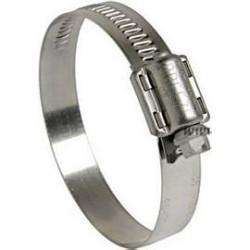 FASCETTA STRINGI TUBO INOX 304 MISURA 90-110