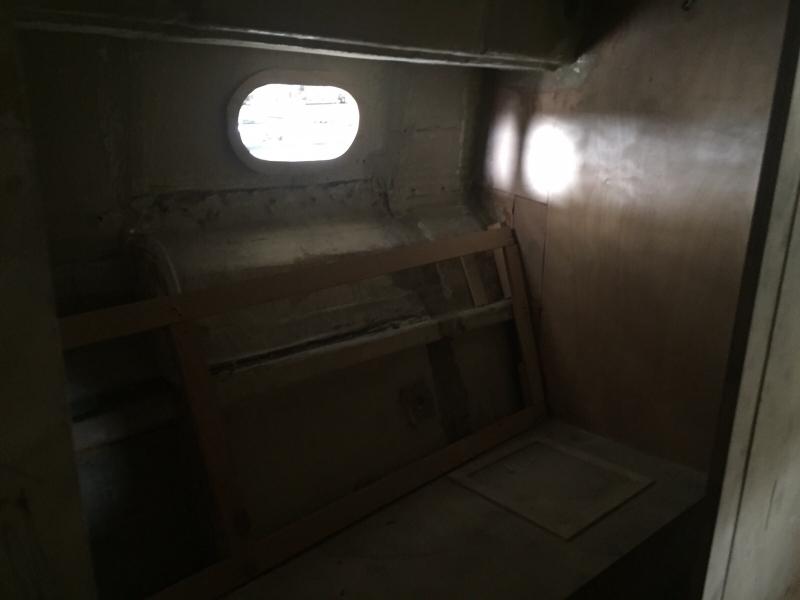 Imbarcazione interni 2