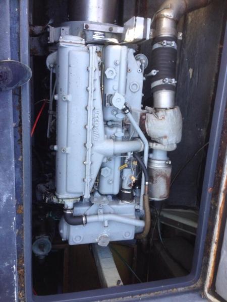 V5500 - Crestitalia 13 mt - motore AIFO 2