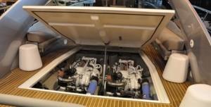 Vano motore grande