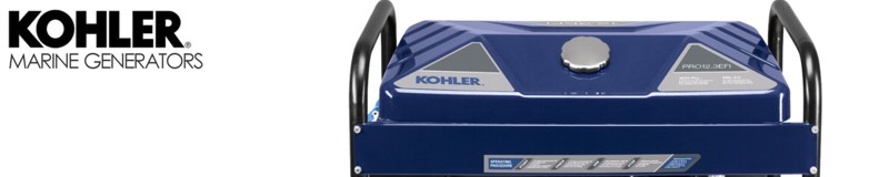 kohler marine generators