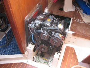 motore marino assistenza