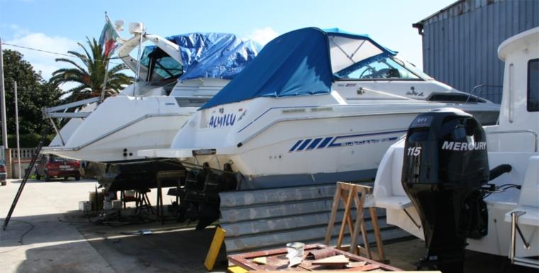 Rimessaggio barche Nettuno